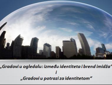 """Razgovor o knjigama """"Gradovi u ogledalu: između identiteta i brend imidža"""" i """"Gradovi u potrazi za identitetom"""""""