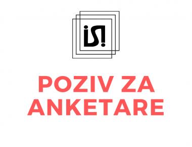 Prijava anketara za Istraživanje porodičnog života u Srbiji