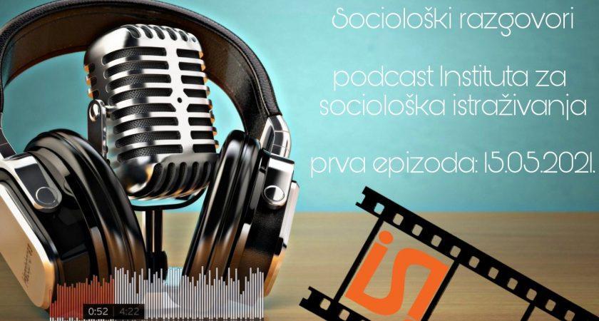 """Podkast """"Sociološki razgovori"""""""