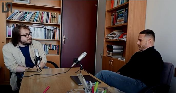 Sociološki razgovori #5: doc. dr Stefan Janković – Antropocen: Novo vreme (ne)čovečanstva